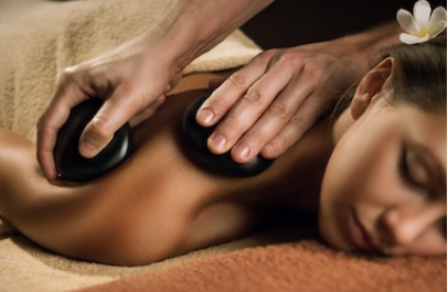 Hot stone therapy Harrogate