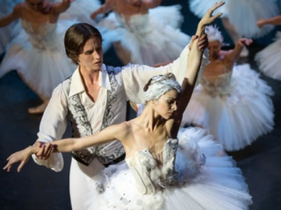 Ballet at the Royal Hall in Harrogate