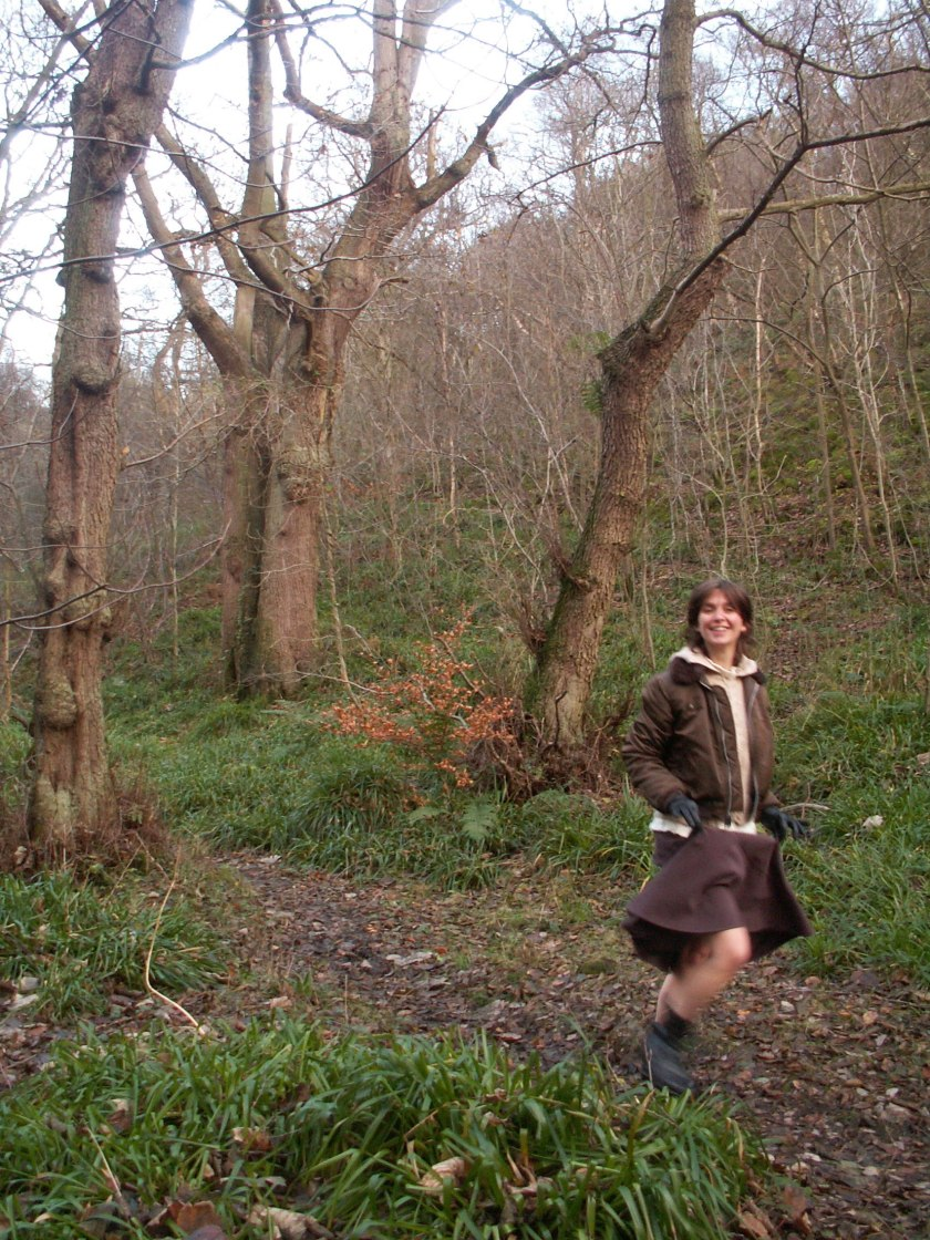Release your inner woodland fairy