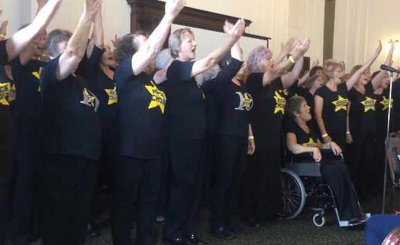 Harrogate Rock Choir