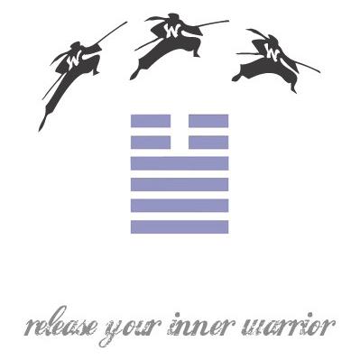 release your inner warrior