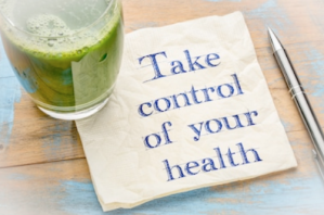 take control of your health with aloe