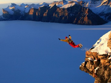 extreme sport - sport - outside your comfort zone