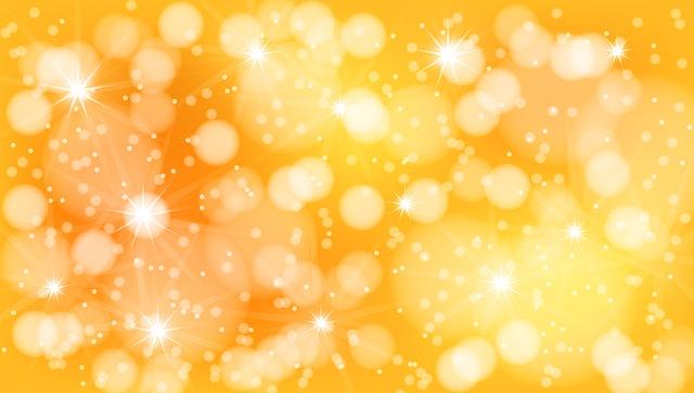 glistening shine