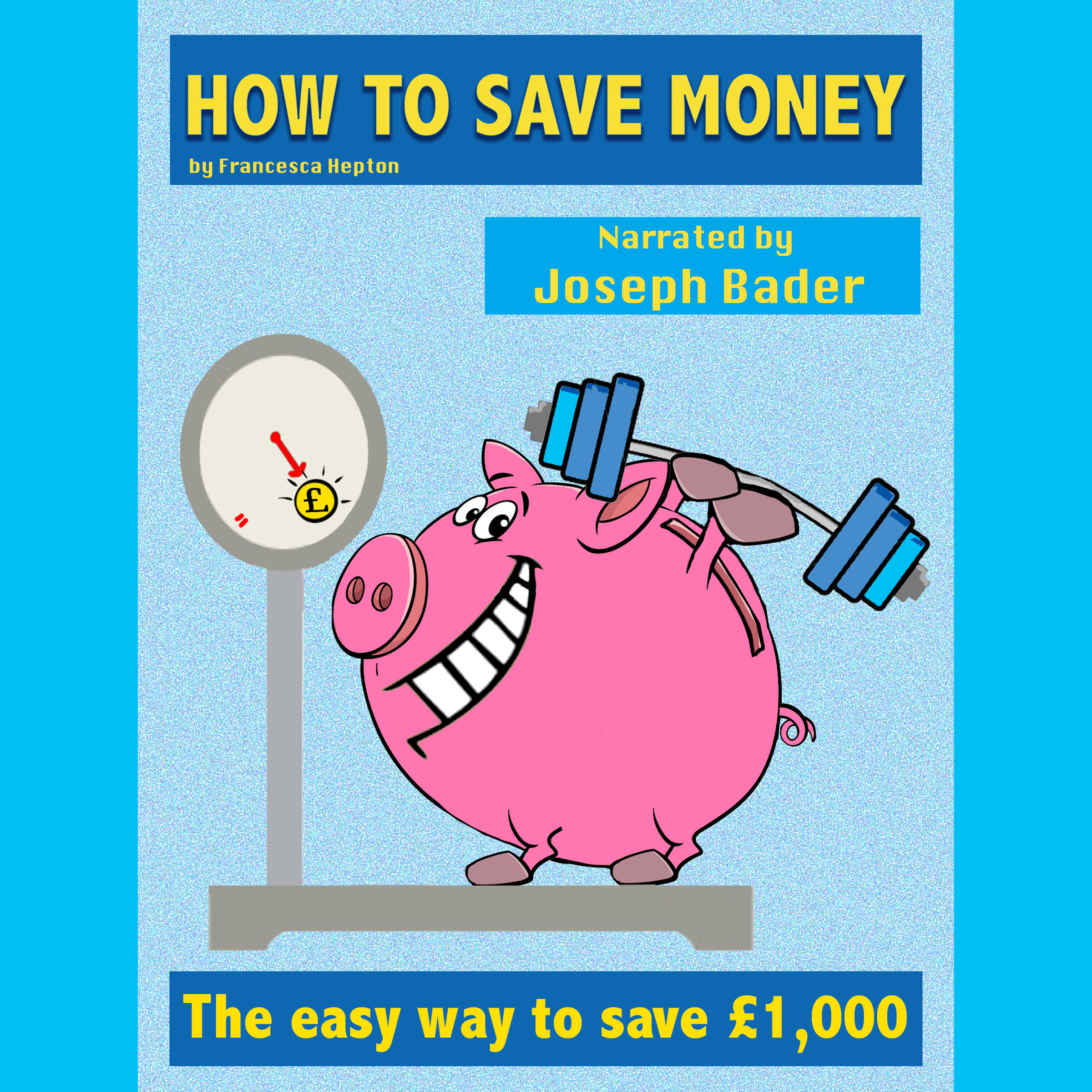 concise guide on how to save money audio