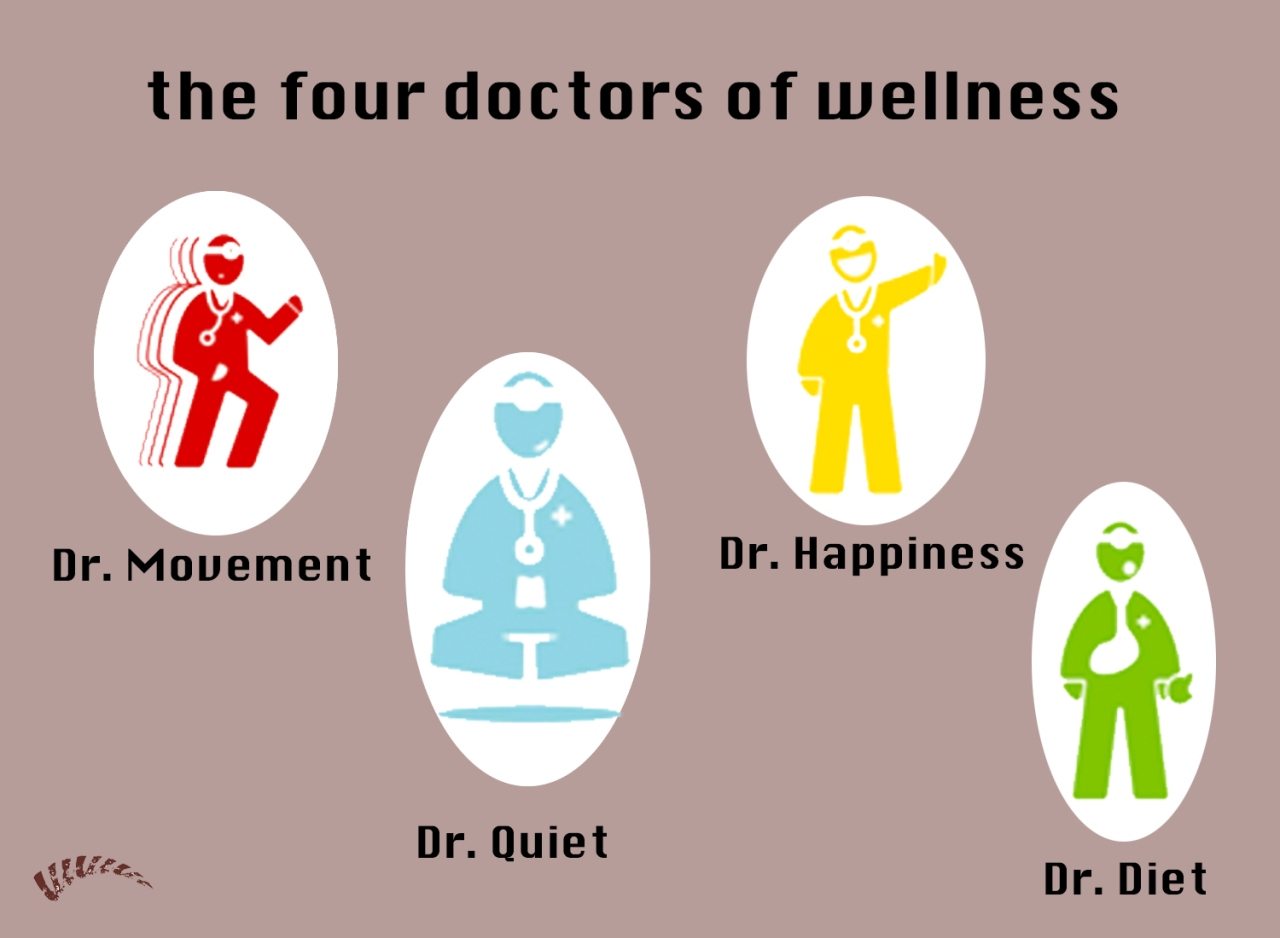 4 doctors of wellness