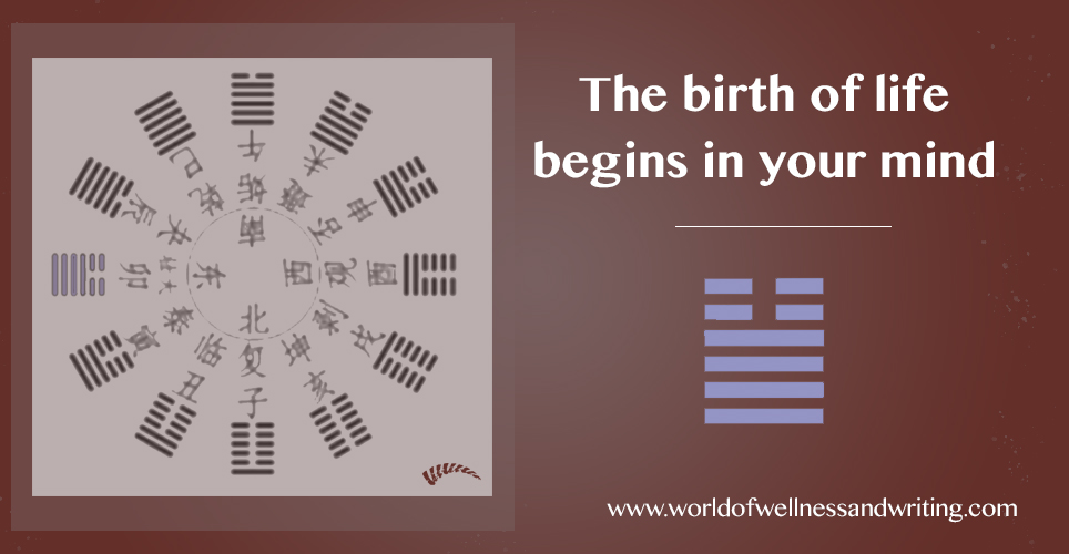 birth of life begins in your mind - release your inner power
