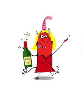 Are you a party animal or simply slave to your drink devil - learn how to remove the crutch of alcohol form your life