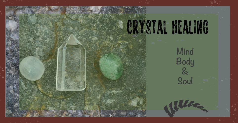 rebalance mind body soul through crystal healing