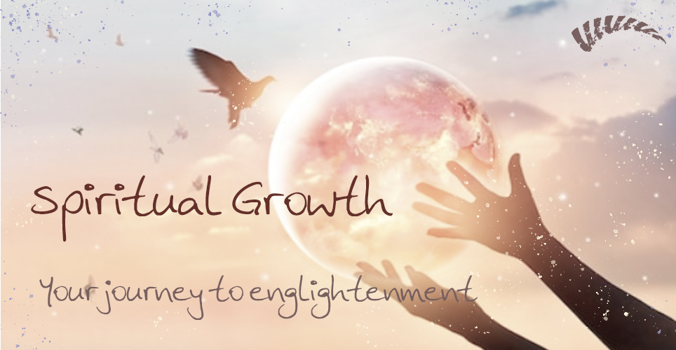 spiritual growth - the journey to enlightenment