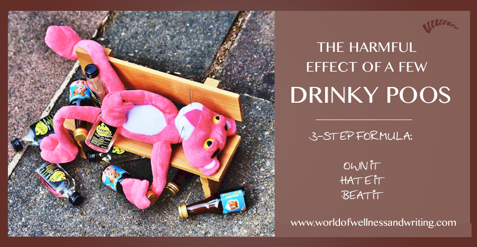 The harmful effects of a wee drinky-poo