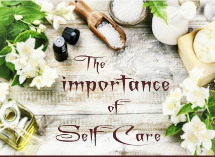 Set up your own self-care ritual. Draw a bath, choose a book, light a candle... enter the world of wellness and writing