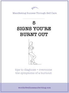 Discover how to diagnose the signs of whether you're burnt out from working too hard and 4 tips on how you can overcome a burnout.