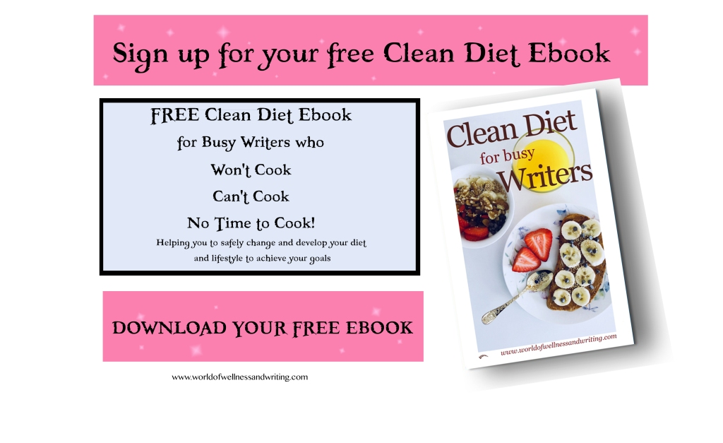 Clean Diet Ebook from the World of Wellness and Writing