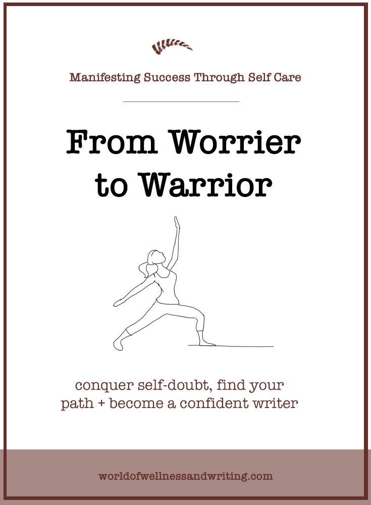 Conquer self-doubt, find your true path and become a confident writer