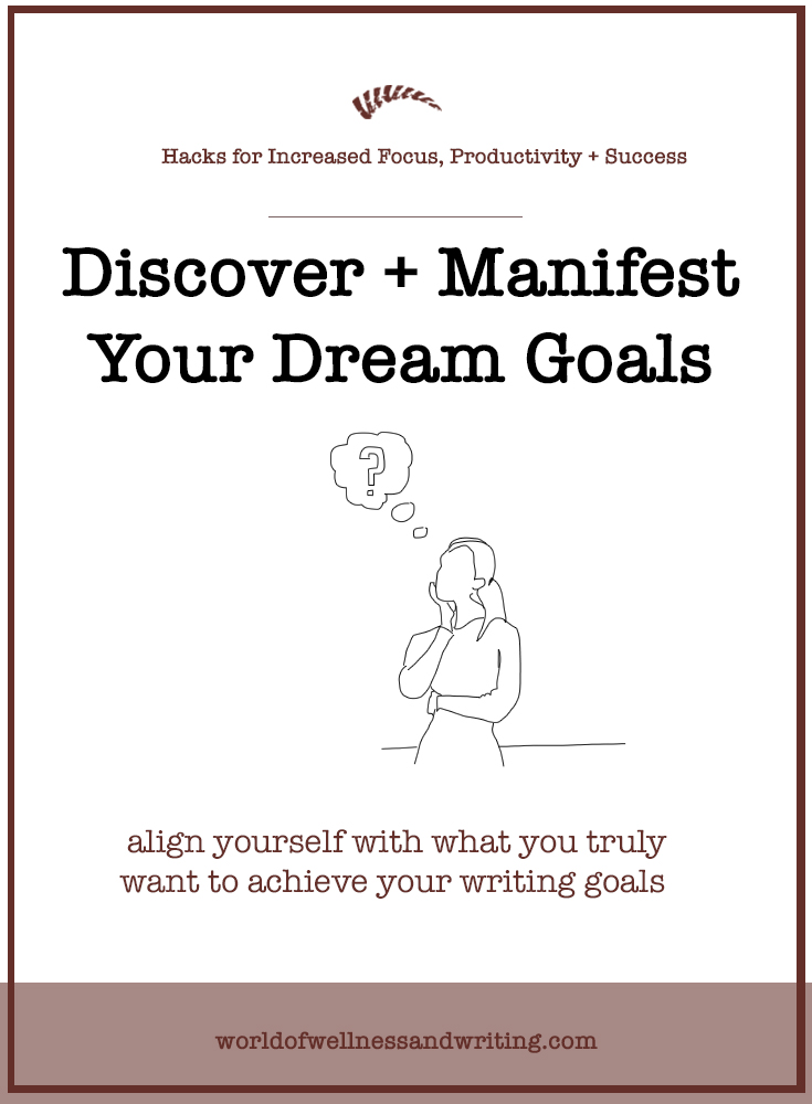 Discover how to manifest your dreams and goals by identifying what you truly want and aligning yourself with your true self