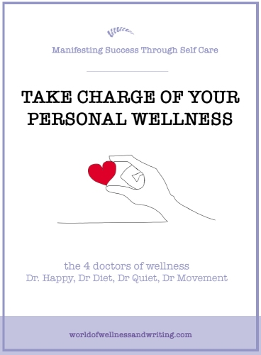 Take charge of your personal wellness with Dr Happy, Dr Quiet, Dr Movement and Dr Diet. The 4 Wellness Doctors!
