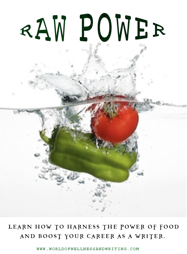 Harness the raw power of food to enhance your performance