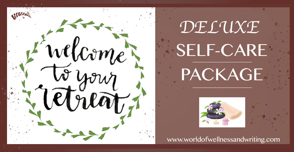 deluxe self-care kit to nourish and replenish your body, mind and soul