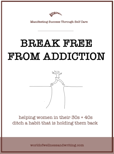 """An inspirational self help book for women in their 30s and 40s: """"How to Give up Drinking and Be Part of the World Again"""""""