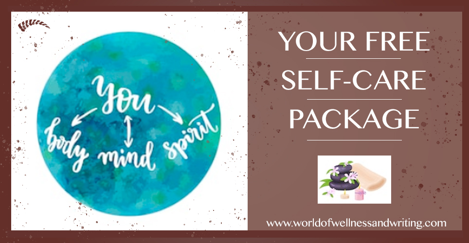 Free self-care kit for desk-bound professionals. Helping you to destress, find calm and focus.