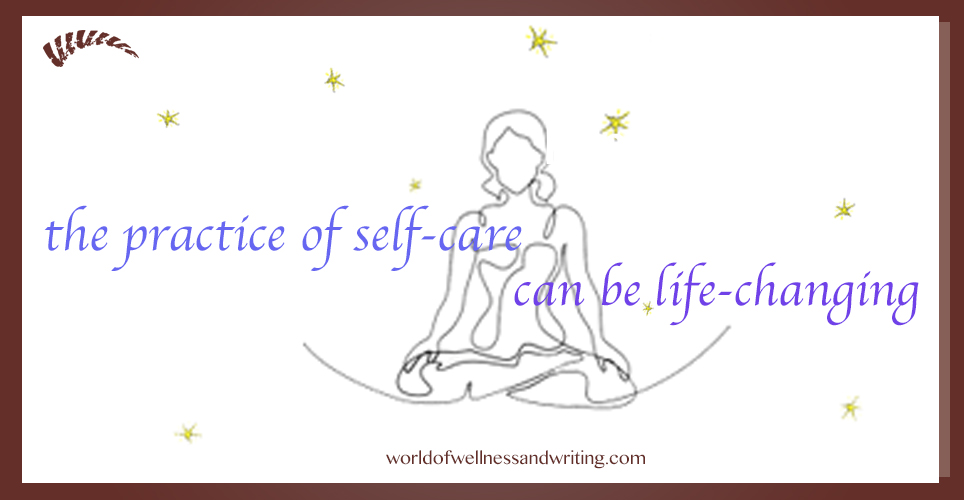 How the the practice of self-care, not just in terms of physical and mental wellbeing, but also a channel to realising your ambitions