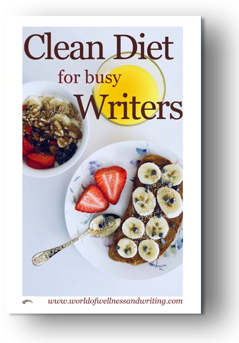 Clean Diet ebook for writers to help you manifest success