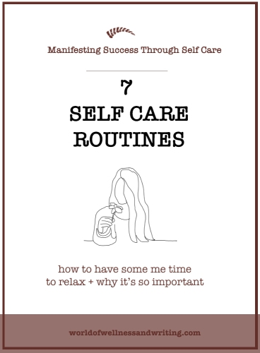 Practicing self care is not selfish. Focusing on your own needs ensures you feel emotionally, physically and mentally strong enough to work towards your goals.