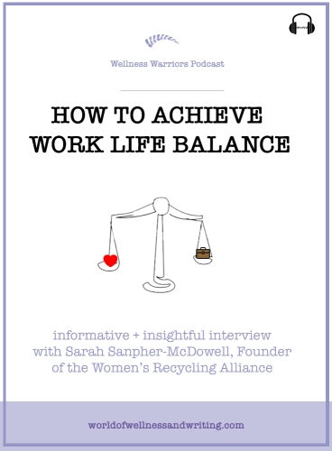 Interview successful entrepreneur. Sarah Sanpher-McDowell explains how she achieves the perfect work life balance whilst holding down a high-powered job and setting up a successful all-female trade alliance.