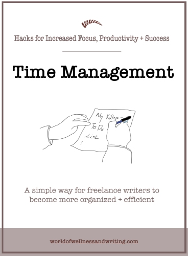 Effective time management technique for freelance writers and bloggers. Using the Kanban system from Trello will help you stay organized, become more productive and efficient, so you can get your masterpiece finished!